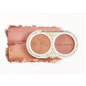 Pacifica Cherry Gold Highlighter & Blush Palette